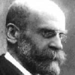 E. Durkheim, social scientist